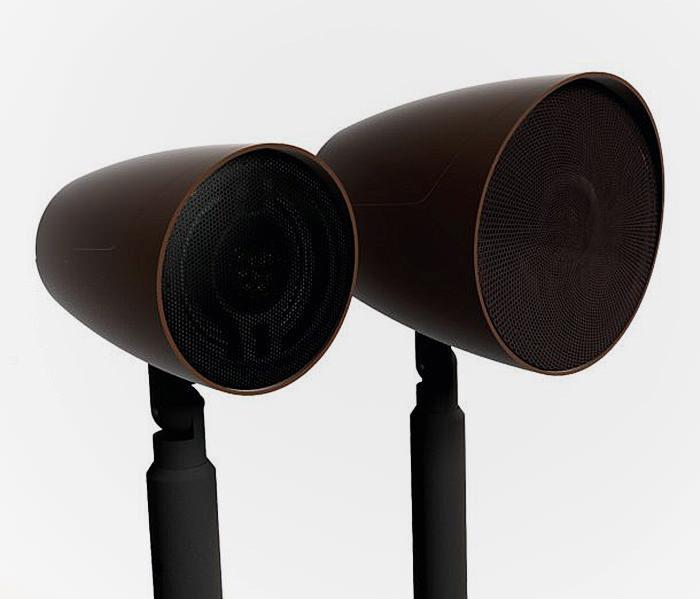 Monitor Audio пополнила серию уличной акустики Climate Garden моделью CLG160