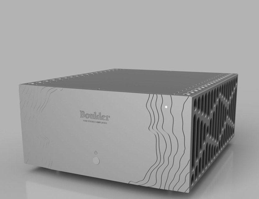 Boulder Amplifiers выпустила стереоусилитель 1160