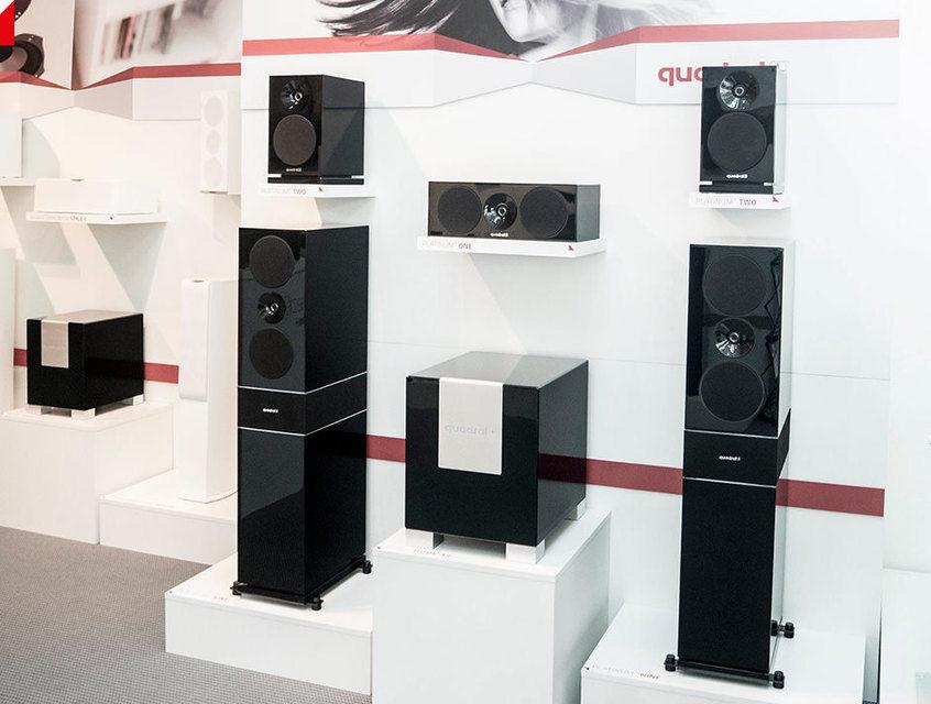 Quadral анонсировала линейку акустики Platinum+