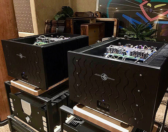 PBN Audio выпустила аудиофильский усилитель мощности EB-SA3