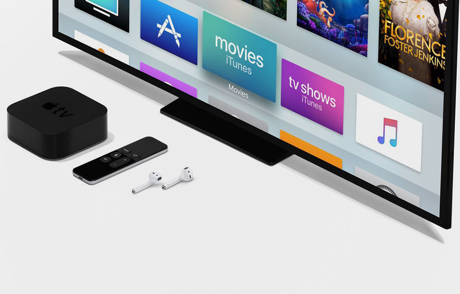 tvOS 11 получит поддержку AirPlay 2 и кодека HEVC