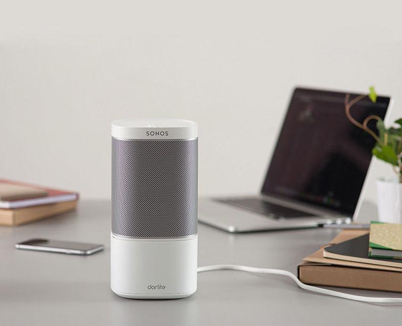 Устройство Darlite добавит системам Sonos поддержку стриминга по Bluetooth и DLNA