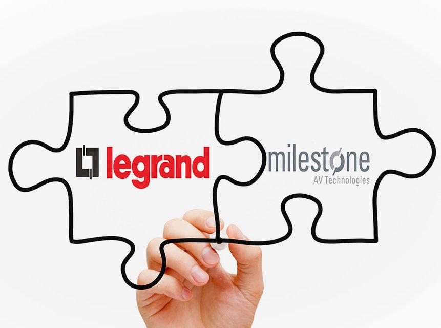 Legrand приобрела Milestone AV Technologies и ее бренды за 950 миллионов долларов