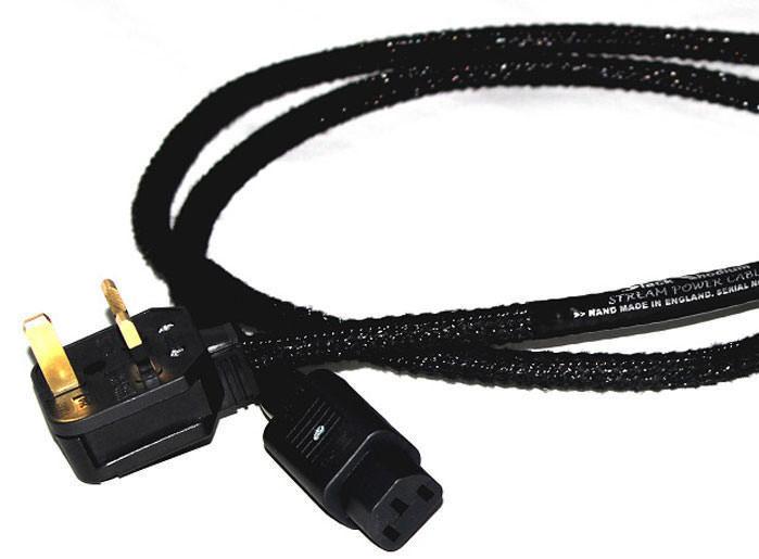 Black Rhodium представила премиальный силовой кабель Stream