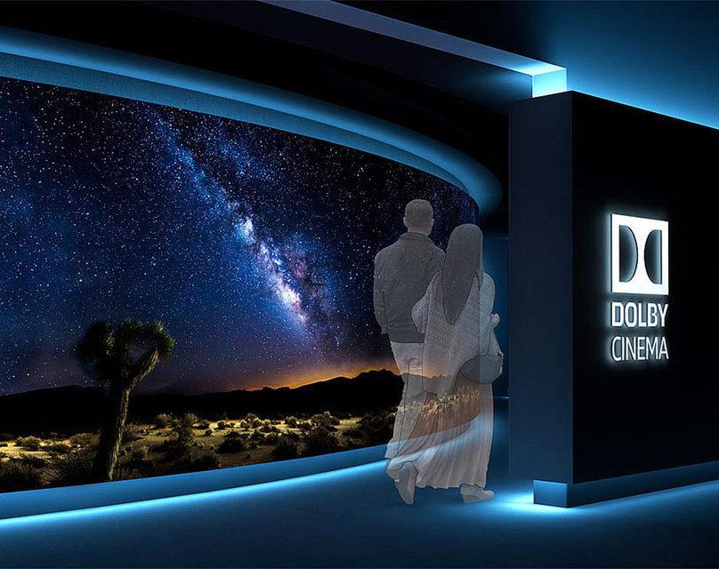 В библиотеке формата Dolby Vision уже числятся 100 фильмов