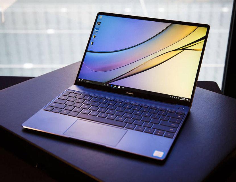 Вышел первый ноутбук от Huawei с поддержкой звука Dolby Atmos