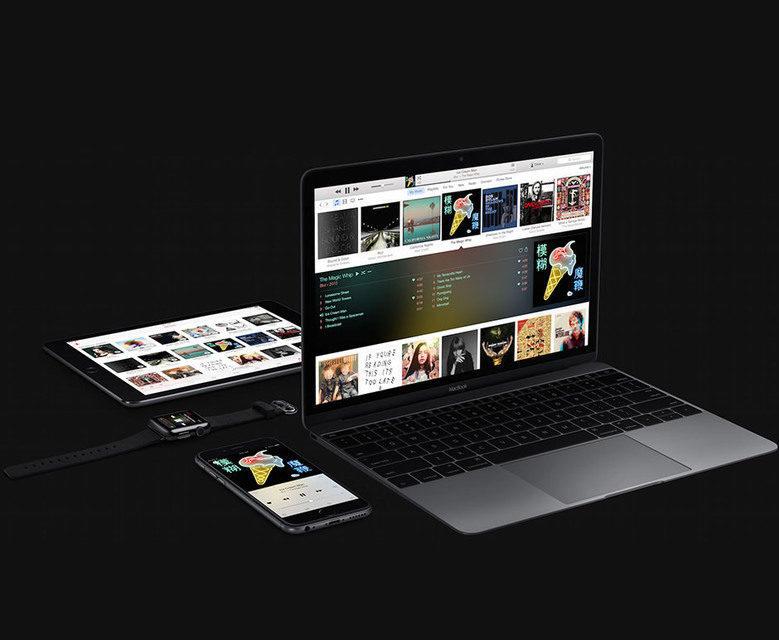 В Apple Music появилась годовая подписка