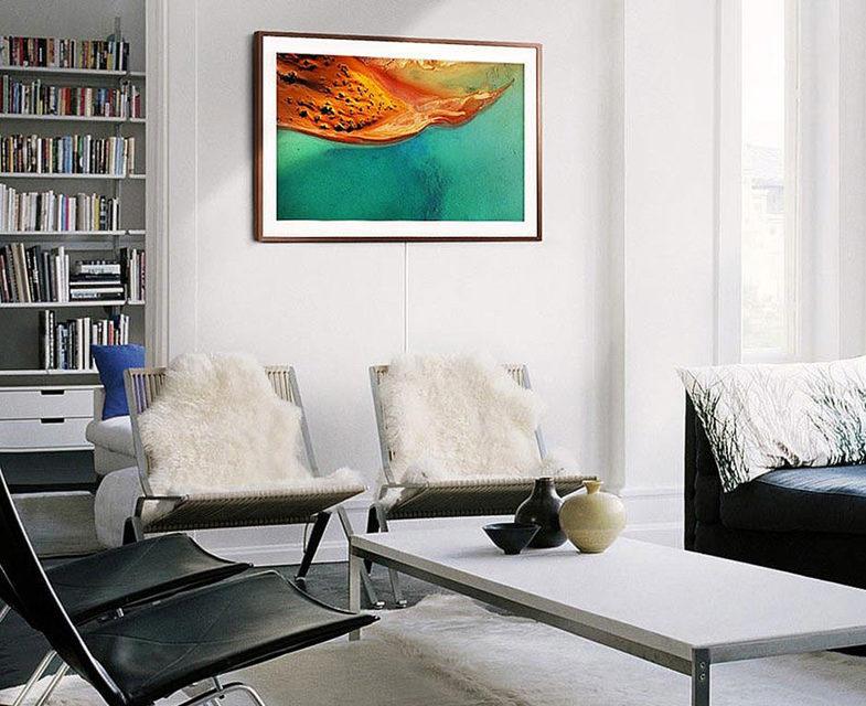 Дизайнерский телевизор The Frame от Samsung поступил в продажу в США