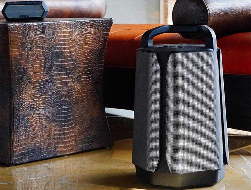 Soundcast VG7: портативная защищенная акустика весом 9,5 кг