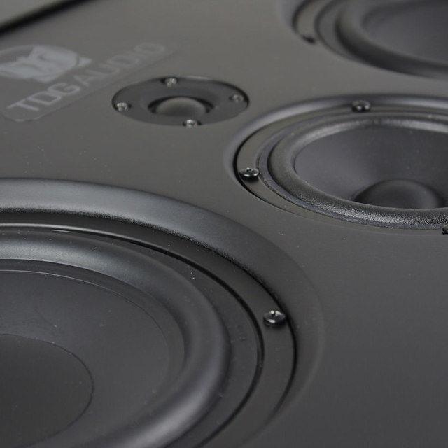 Встраиваемая референсная акустика TDG Audio Signature IWLCR-66 и IWS-210 получила ультратонкие корпусы
