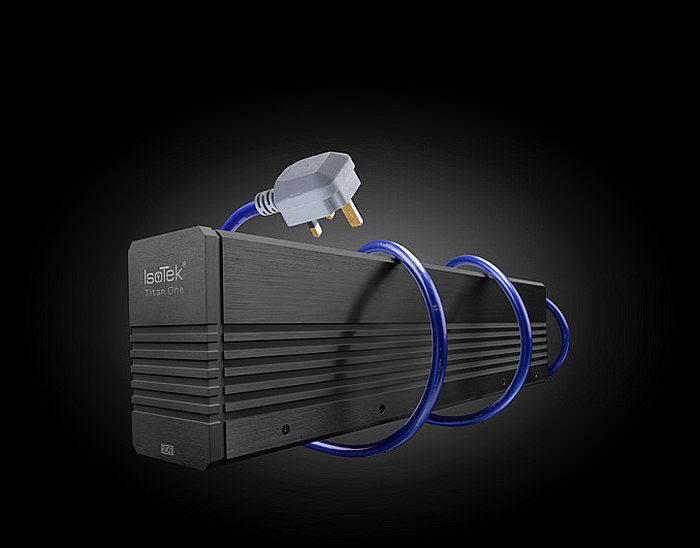 IsoTek EVO3 Titan One: компактный сетевой кондиционер для устройств с высоким потреблением тока