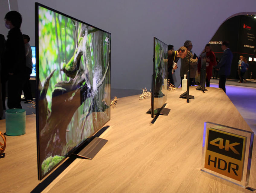 Обновление ПО для телевизоров Sony 2015 и 2016 года снизило задержку сигнала и добавило режим HLG