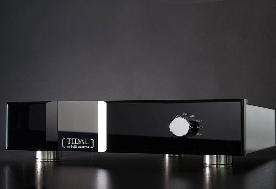 Tidal Audio выпустила ЦАП лестничного типа Camira DMC R2R