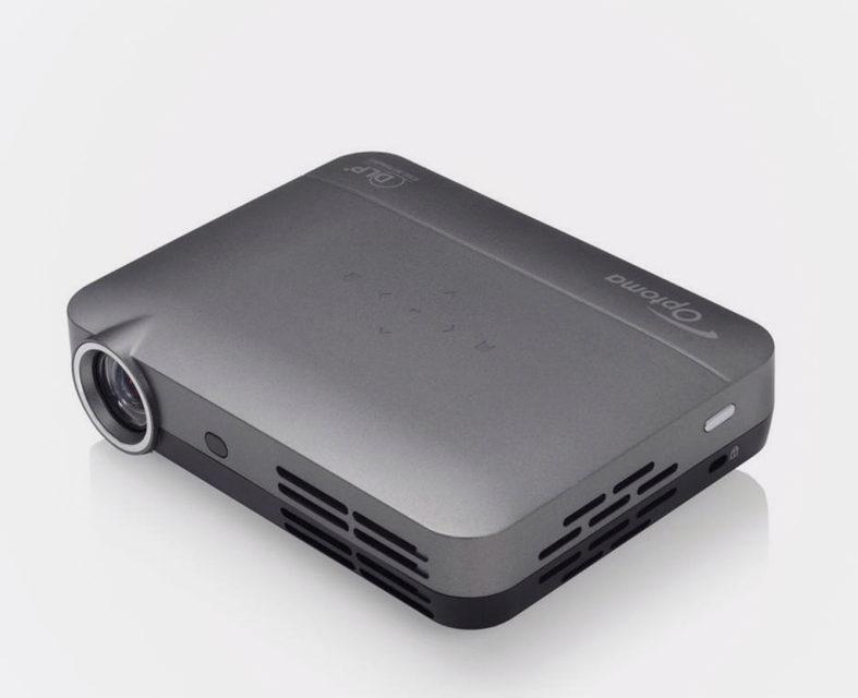 Optoma выпустила мини-проектор IntelliGO-S1 со встроенным медиаплеером