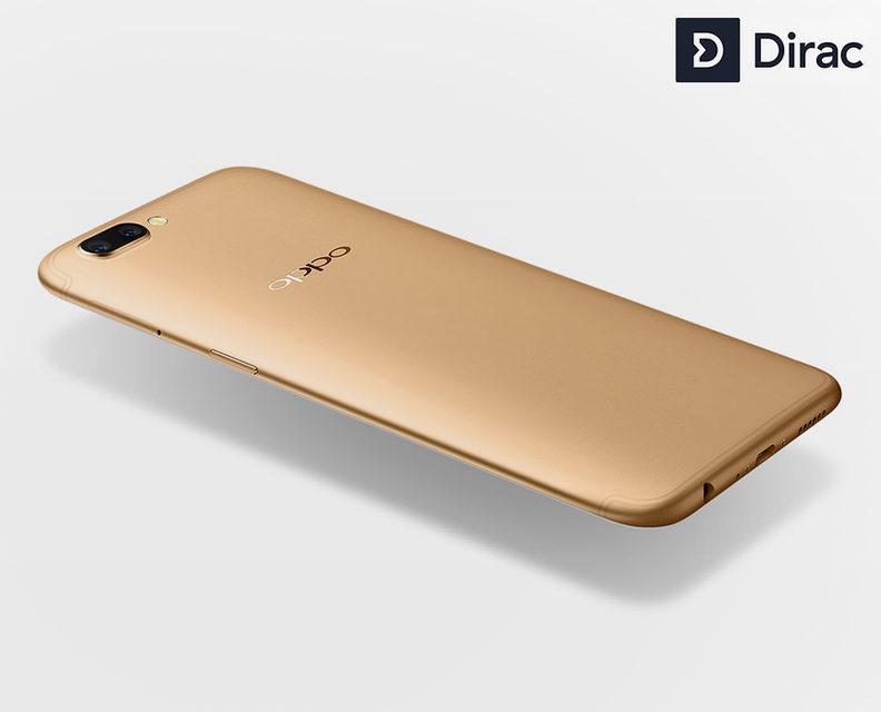 Dirac будет разрабатывать аудиотракт смартфонов Oppo