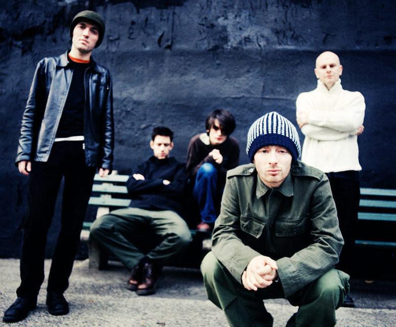 Radiohead вложили впереиздание альбома Ok,Computer! код ссекретным сообщением