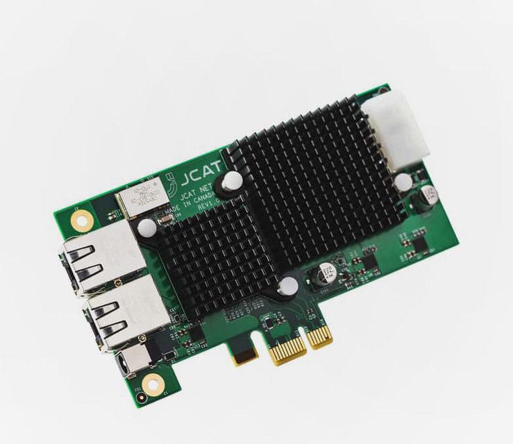 JCAT представила аудиофильский сетевой интерфейс Femto