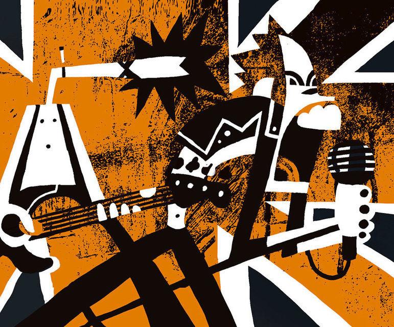 Виктор Меламед выпустит книгу «111 портретов музыкантов»