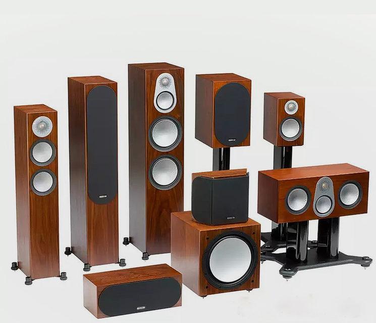Шестое поколение акустики Monitor Audio Silver появится в России в августе