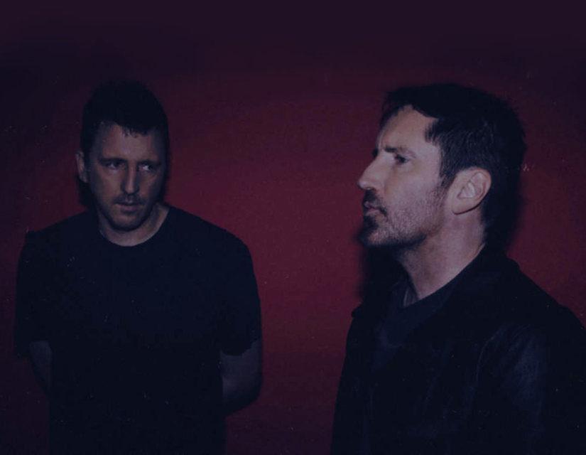 Nine Inch Nails выпустили EP«Add Violence»