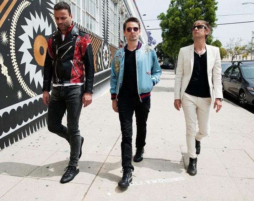 Muse собирает видеоряд клипа «Dig Down» с помощью искусственного интеллекта в реальном времени