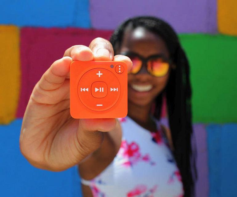 Mighty Audio выпустила компактный плеер-стример для офлайн-прослушивания плейлистов Spotify