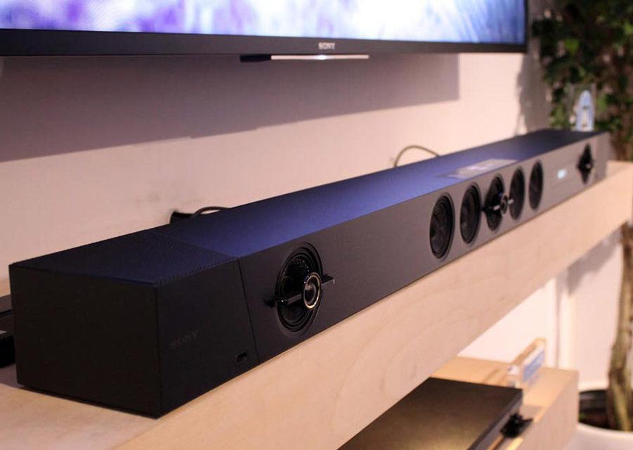 Sony выпустила саундбар ST5000 с поддержкой Dolby Atmos