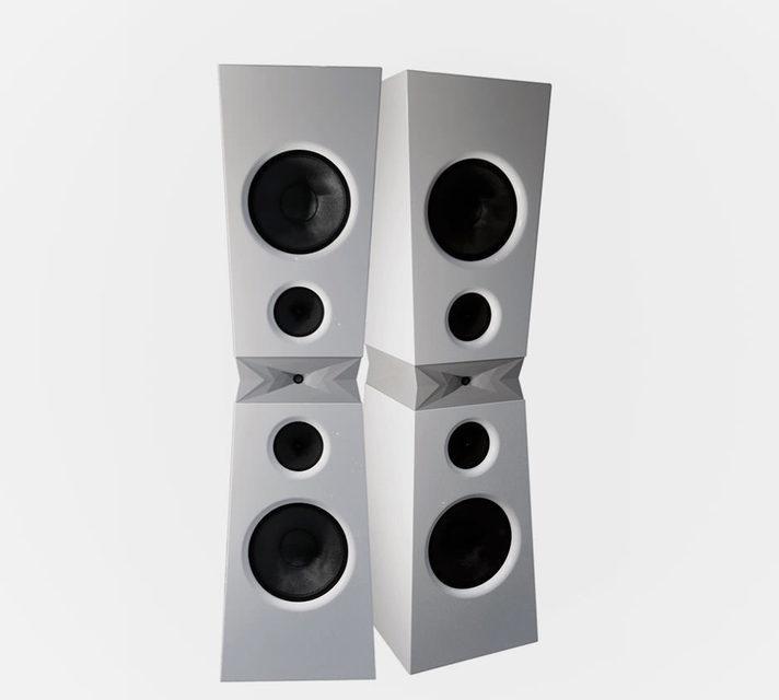 Kalista Audio выпустила стильную акустику Éa