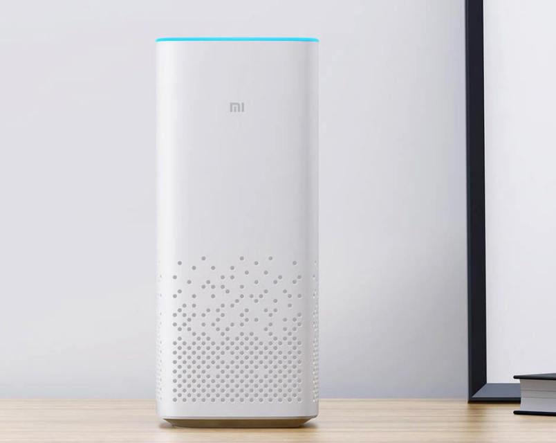 Xiaomi выпустила смарт-колонку Mi AI Speaker