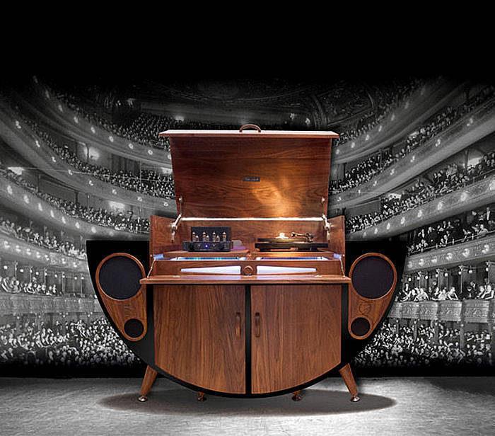 Tutti Audio выпустила люксовую стереоконсоль стоимостью от 18 000 фунтов
