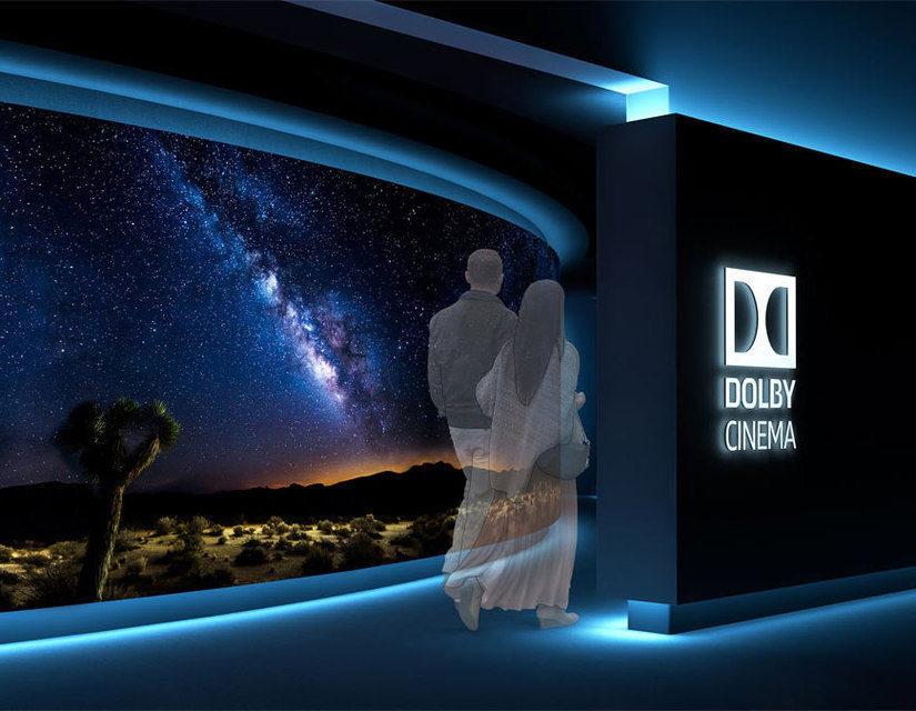Dolby открыла сотый кинотеатр Dolby Cinema