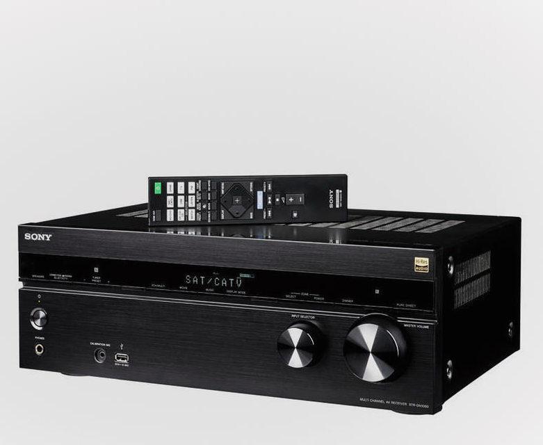 Sony выпустила 7.1-канальный ресивер STR-DN1080