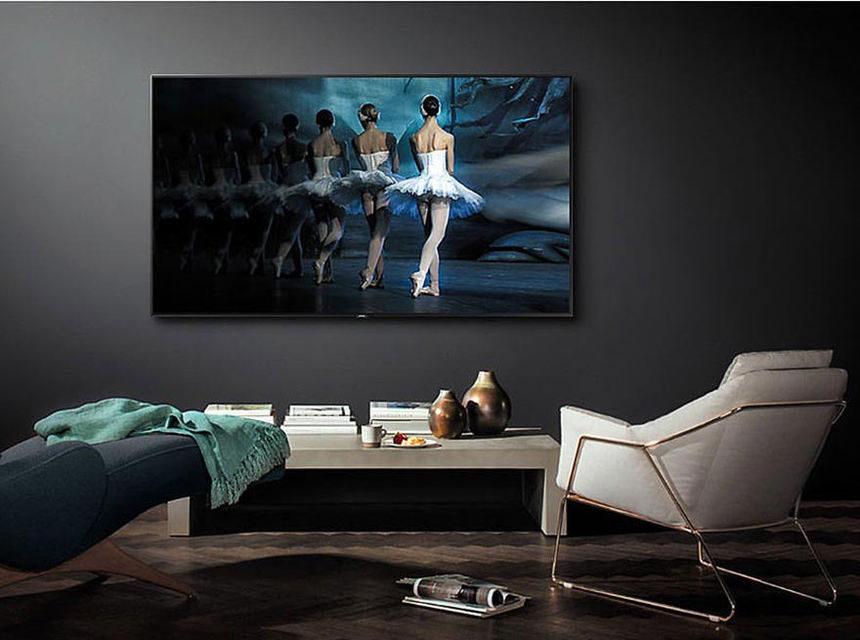 Samsung выпустила флагманский QLED-телевизор Q9 с плоским экраном