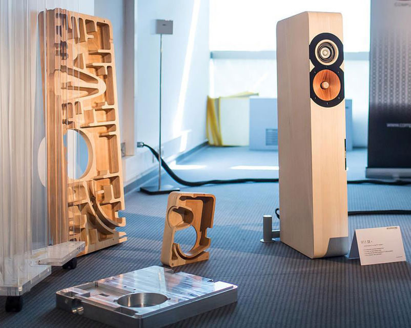 Boenicke Audio Craft: покрытая маслом швейцарская акустика