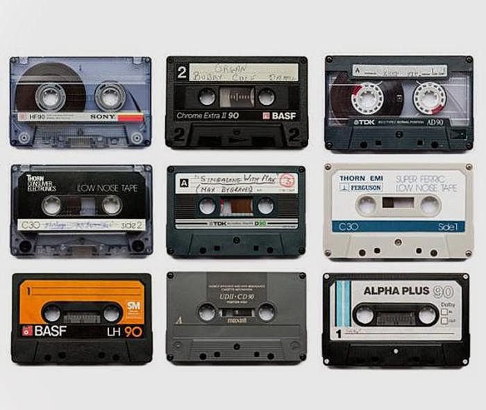 Опубликованы первые релизы для Cassette Store Day 2017