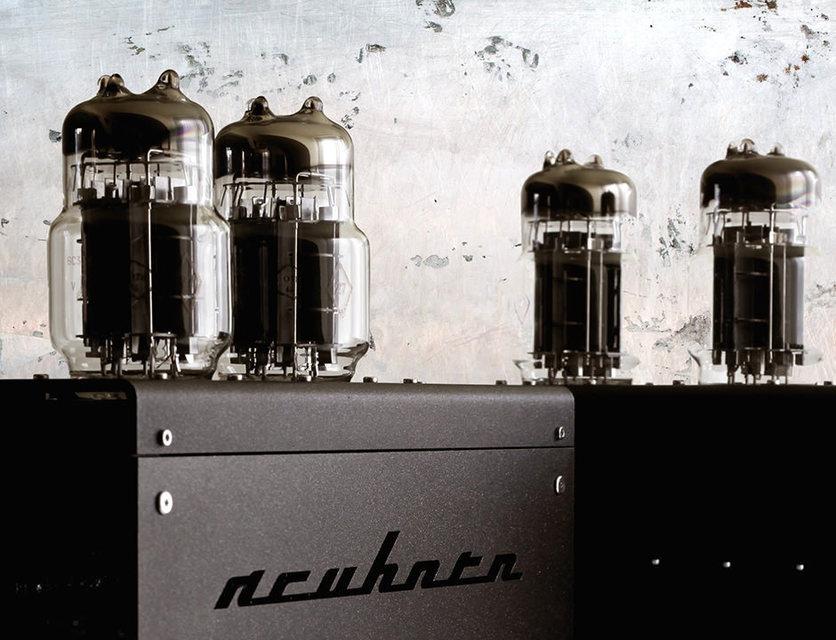 Acuhorn TT Original: однотактный ламповый усилитель мощности на лампе 6C33C