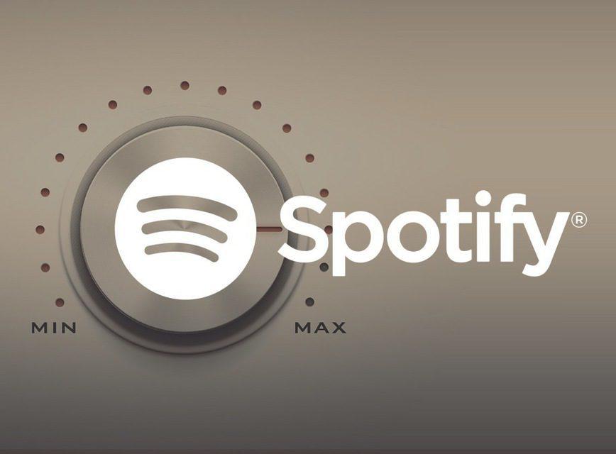 Spotify снизил громкость своих трансляций