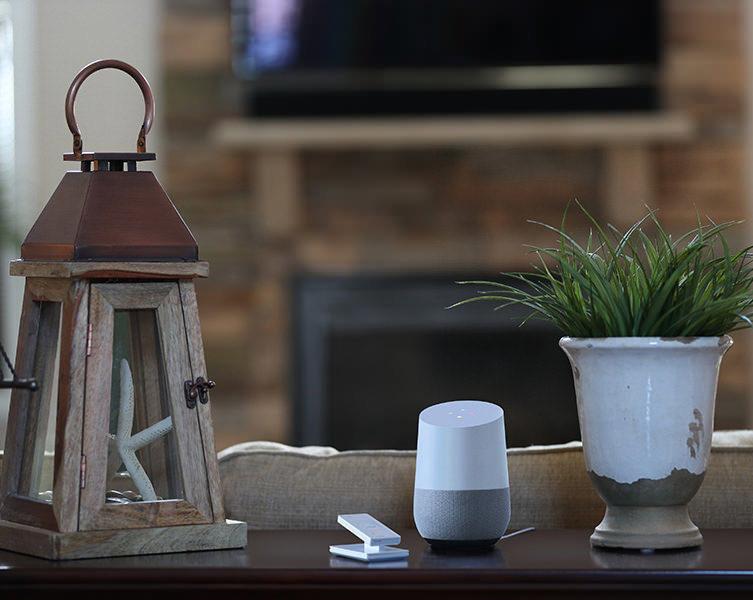 Систему управления освещением Lutron интегрировали с Google Assistant