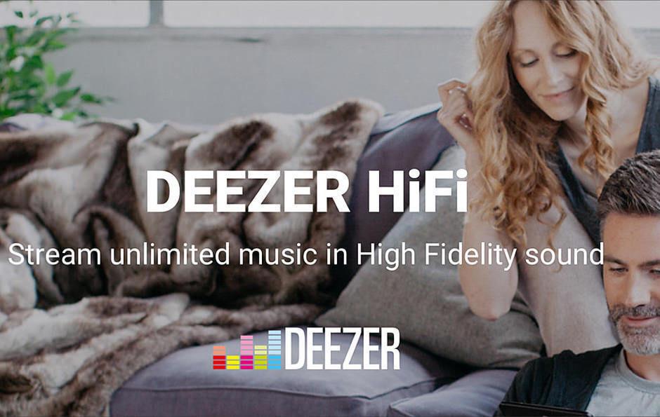 Сервис Deezer HiFi станет доступен на беспроводных колонках с поддержкой Google Cast