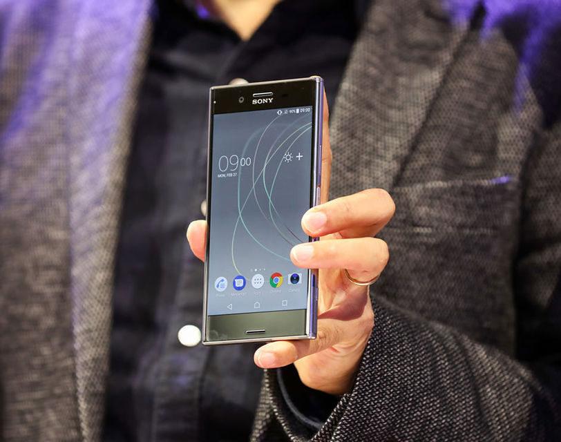 Смартфон Sony Xperia XZ Premium будет проигрывать Netflix в HDR