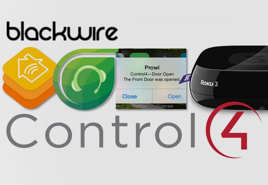 В новом онлайн-магазине драйверов от BlackWire Designs появился софт для системы автоматизации Control4