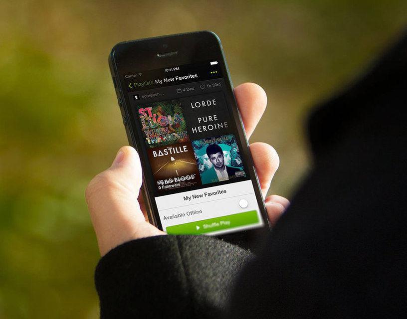 Число платных подписчиков Spotify достигло 60 миллионов