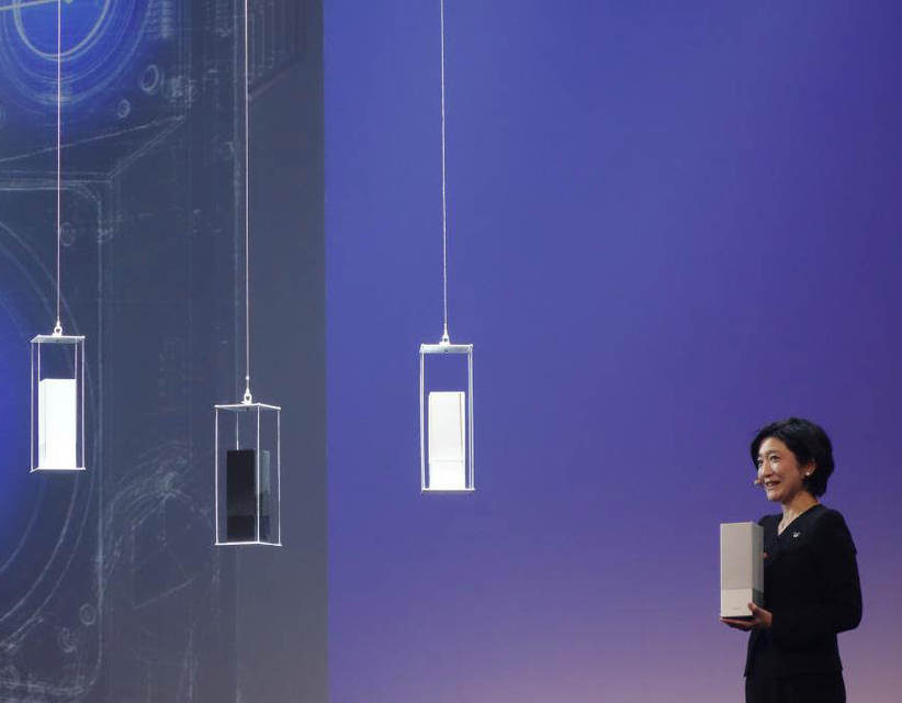 Смарт-колонка Panasonic SC-GA10: компактная Hi-Fi-система с Google Assistant