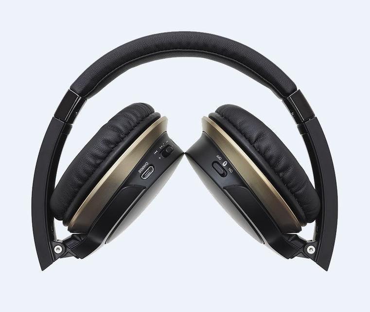 Audio-Technica выпустила бюджетные беспроводные накладные наушники ATH-AR3BT