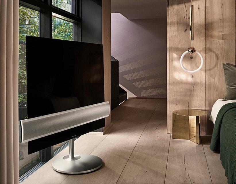 Bang & Olufsen представила 4K-OLED-телевизор BeoVision Eclipse