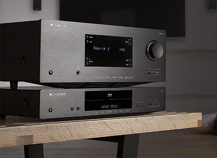 Cambridge Audio выпустила UHD Blu-ray плеер CXUHD с поддержкой Dolby Vision