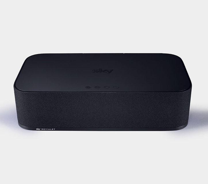 Sky разработала саундбар Soundbox совместно с Devialet