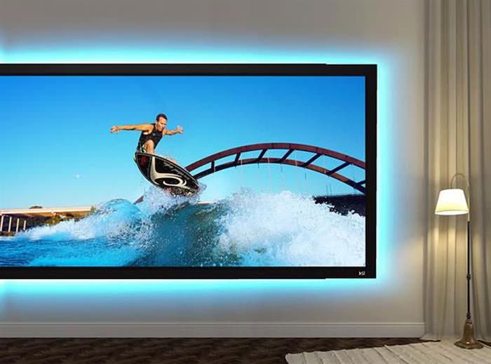 Screen Innovations Transformer: проекционный экран с подстройкой под соотношение сторон без маскировки
