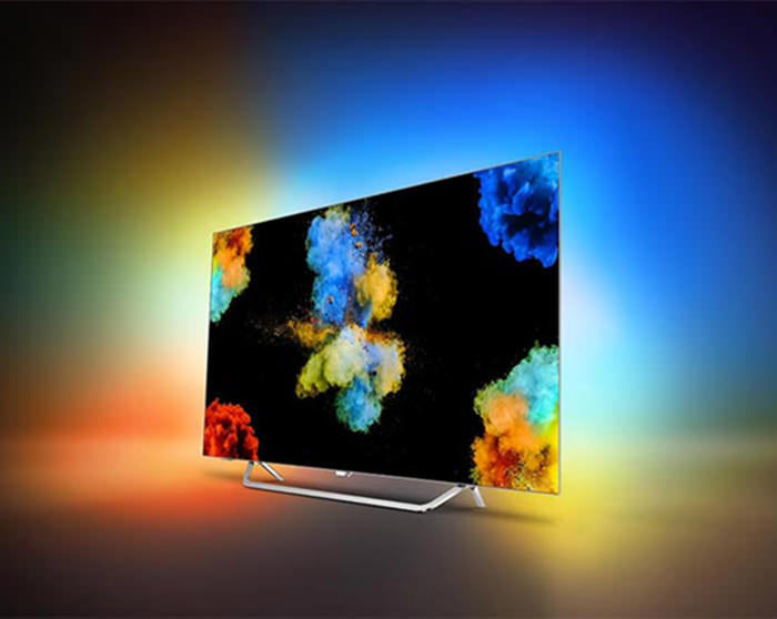 Philips выпустила бюджетный OLED-телевизор POS9002 с Ambilight