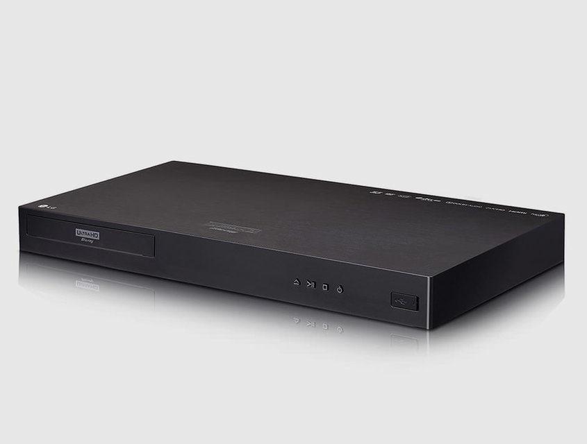 UHD Blu-ray плеер LG UP970 поступил в продажу